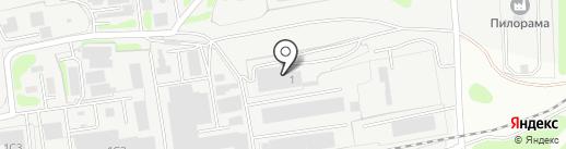 Магазин комбикормов на карте Брянска
