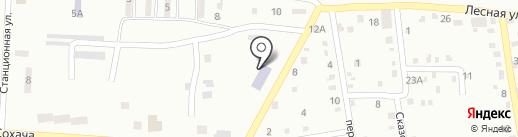 Дошкільний навчальний заклад №239 на карте Днепропетровска
