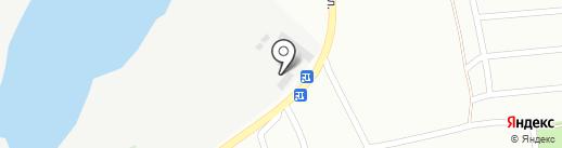 Пионер на карте Днепропетровска