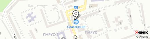 proSalon на карте Днепропетровска