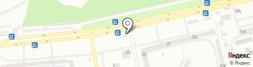 Аптека медицинской академии на карте Днепропетровска