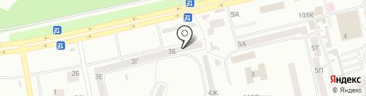PerSona на карте Днепропетровска