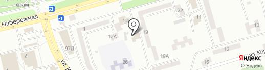 Болтунишка на карте Днепропетровска
