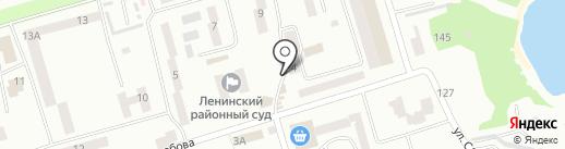 Чайная лавка на карте Днепропетровска