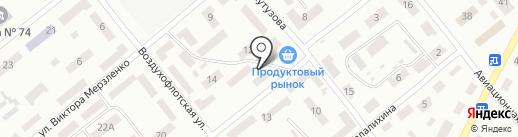 Power Gym на карте Днепропетровска