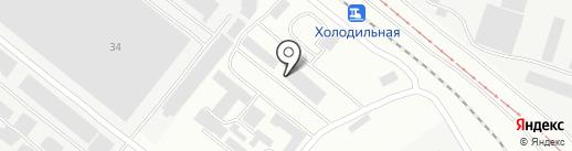 ВЕСТА-ДНЕПР, ПАО на карте Днепропетровска