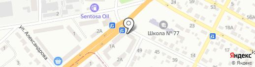 Все для на карте Днепропетровска