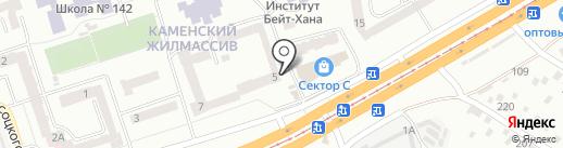 Планета животных на карте Днепропетровска