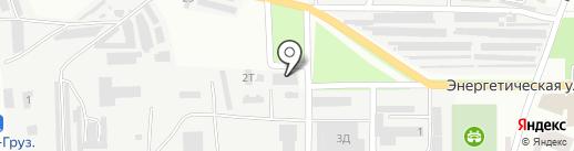 Solo Кухни на карте Днепропетровска