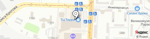 EasyPay на карте Днепропетровска