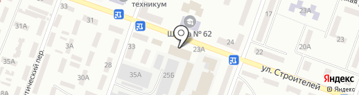 СтериПак на карте Днепропетровска