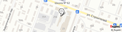 Pilot Racing на карте Днепропетровска