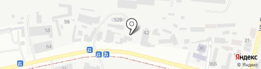 Богомол С.М., ЧП на карте Днепропетровска
