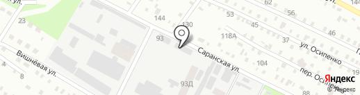 Савченко В.С., ЧП на карте Днепропетровска