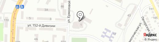 Укрконтинентстрой, ЧП на карте Днепропетровска