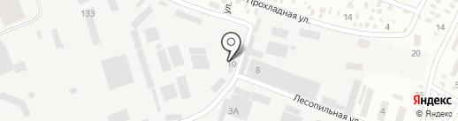 Revs group на карте Днепропетровска