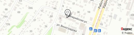 Твоя аптека на карте Днепропетровска