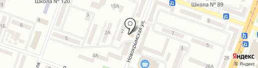 Ковбас Маркет на карте Днепропетровска
