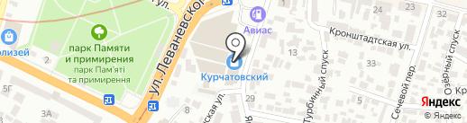 Сантехника для всех на карте Днепропетровска