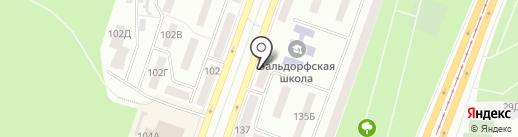 MINI People на карте Днепропетровска