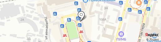 ФК Абсолют Фінанс, ТОВ на карте Днепропетровска
