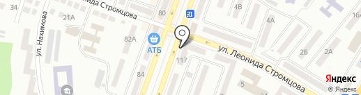 Ваш позвоночник на карте Днепропетровска