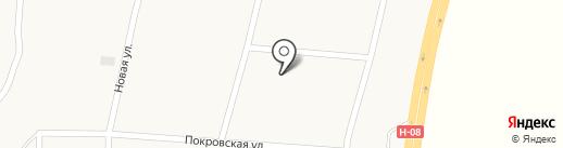 Свято-покровский храм на карте Новоалександровки