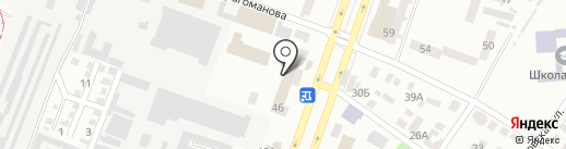 Тысяча и один парфюм на карте Днепропетровска