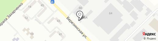 DDC GARAZH на карте Днепропетровска