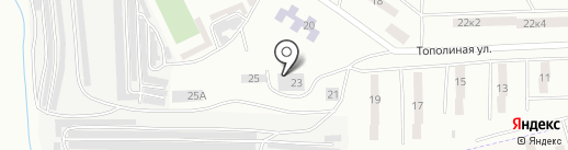 Дніпропетровські міські електричні мережі №5 на карте Днепропетровска