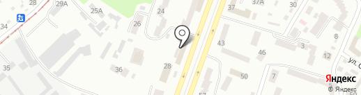 ArtClean на карте Днепропетровска