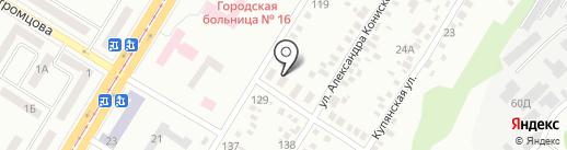 ДКС и КО, ТОВ на карте Днепропетровска
