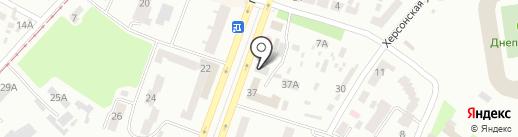 Nuga Best на карте Днепропетровска