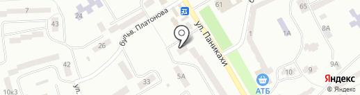 Строй Мастер на карте Днепропетровска