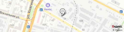 Монолит, ЧП на карте Днепропетровска
