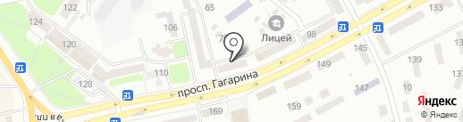Системы плюс на карте Днепропетровска