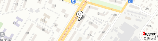 Оконный центр на карте Днепропетровска