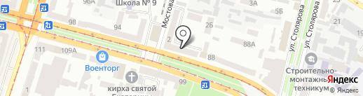 Kolgotki.ua на карте Днепропетровска