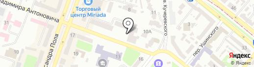 AM COMPANY на карте Днепропетровска