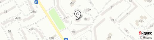 Централізована система публічних бібліотек для дорослих на карте Днепропетровска