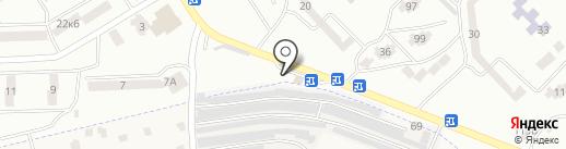 iBox на карте Опытного