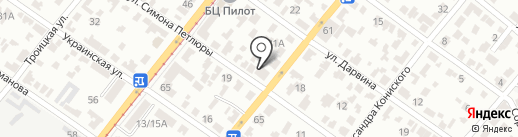 Arte di Vita на карте Днепропетровска
