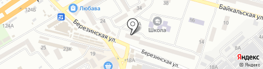 Труба на карте Днепропетровска
