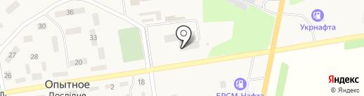 МегаМедМаркет на карте Опытного