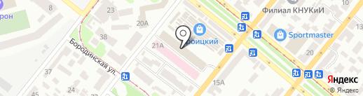 E-tough на карте Днепропетровска