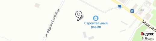 Лионова Г.Г. на карте Днепропетровска