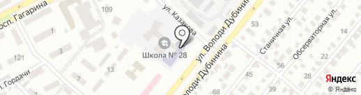 Гармония на карте Днепропетровска