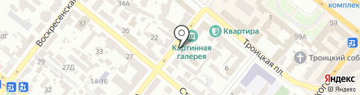 Центр эффективной деятельности Элины Тихой на карте Днепропетровска