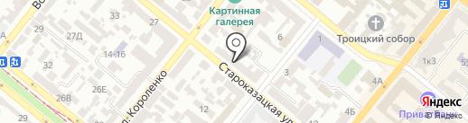 Маэстро Люкс на карте Днепропетровска