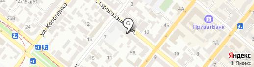 ЧИНАР на карте Днепропетровска